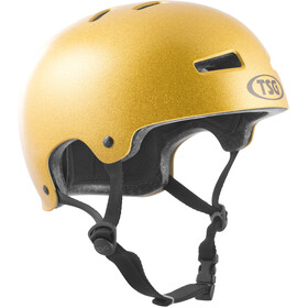 TSG Evolution Special Makeup Helmet Men goldie